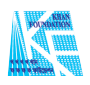 khan foundation logo transparent